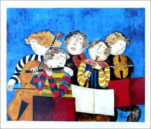 Graciela-Rodo-Boulanger-Prelude-Musicians-Offset-Litho-25-x-29