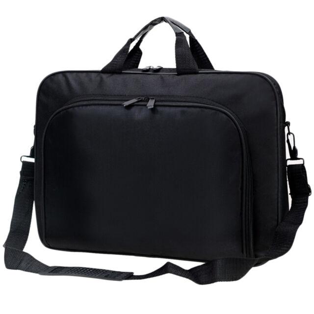 Portable Business Handbag Shoulder Laptop Notebook Bag Case Multifunction JHL MU