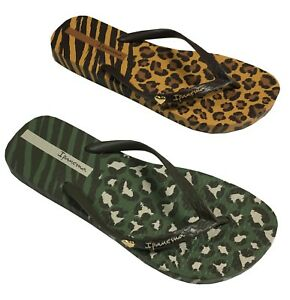 Ipanema Flip Print Womens Flip Flops//Sandals