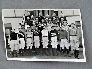 trabrennen Traber berufsfahrerprüfung 13. 3. 1951 orig. foto