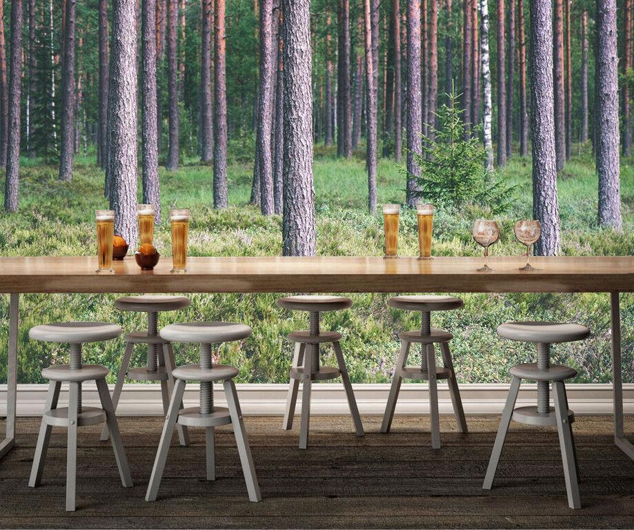 3D Waldrasen 58 Tapete Tapeten Mauer Foto Familie Tapete Wandgemälde DE Summer