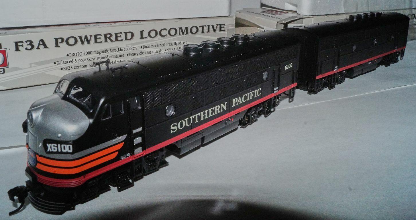 Projoo 1000 s.35001 35011, f3a f3b der Southern Pacific Sound 2xmotor