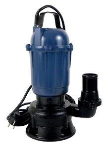 Agua sucia bomba sumergible wqd-10-8-0, 55  </span>