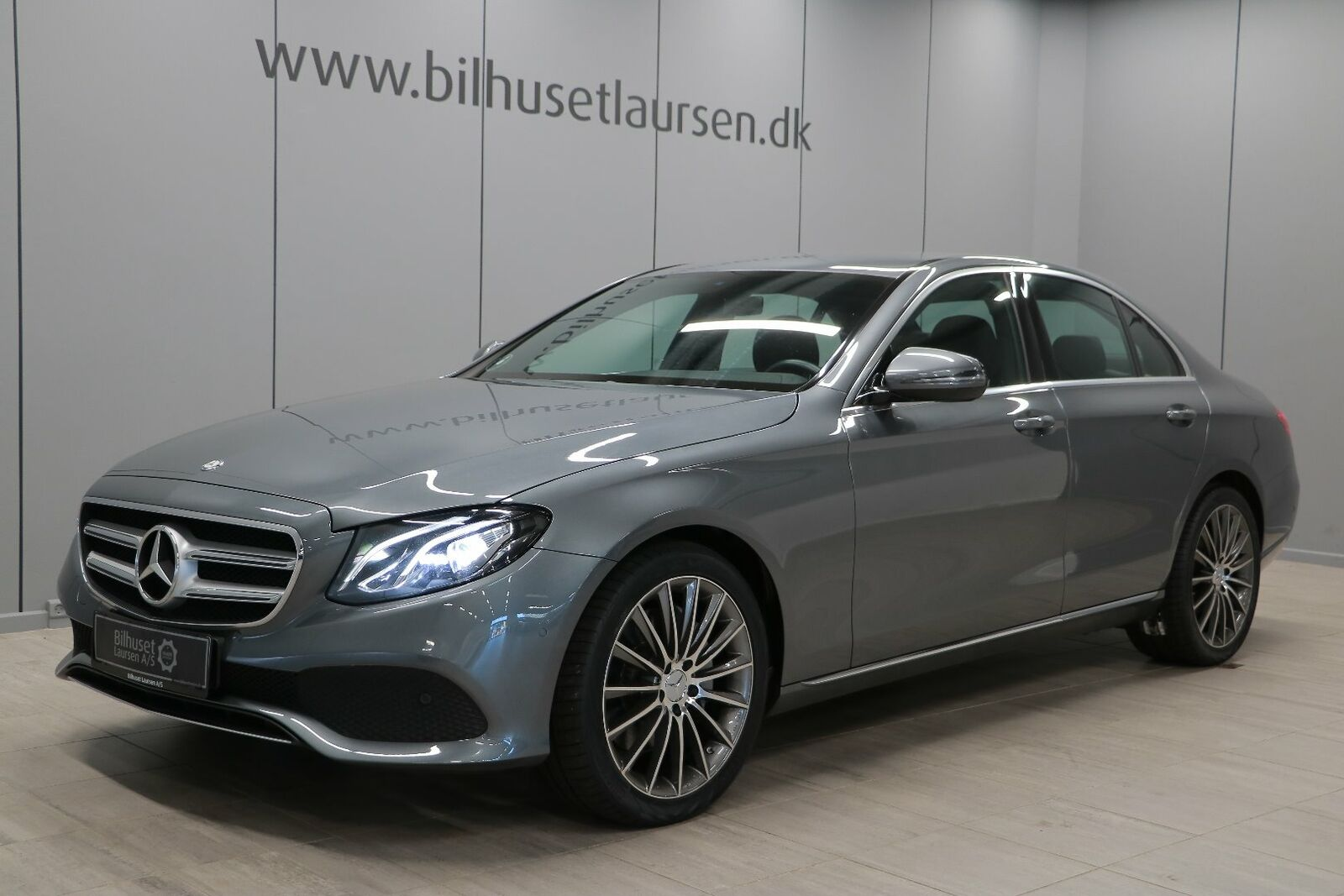 Mercedes E350 d 3,0 Avantgarde aut. 4d - 524.900 kr.