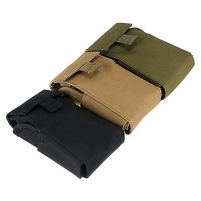 Tactical Magazine Pouch Reload 25 Round 12GA Shells Shotgun Cartridge Ammo Bag