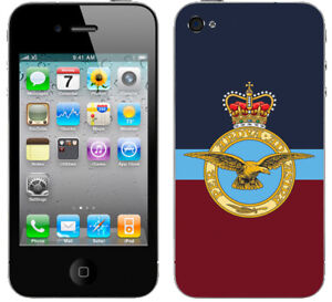 online store b415d 0d9c4 Details about THE ROYAL AIR FORCE RAF PERSONALISED PHONE CASE COVER IPHONE  4/4S/5/5S/5C/6