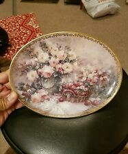 Bradford Exchange Collector Plate *Garden Delights* Lena Liu's Country Accents