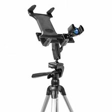 TWBRVTAB: Arkon Tablet & Phone Tripod Mount Holder for Live Mobile Broadcasting