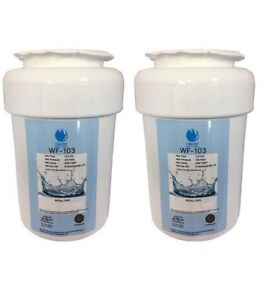 WF-NLC240V Compatible Refrigerator Water and Ice Filter 2 Pack