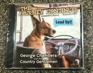 The-Journey-Continues-Americana-Country-George-Chambers-amp-the-Country-Gentlemen