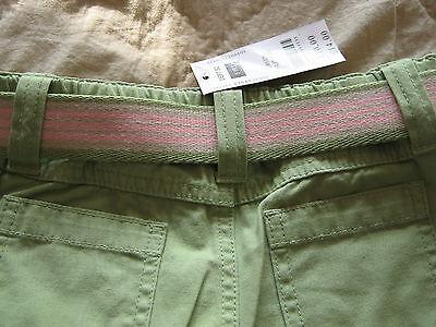 Dunnes Dell'irlanda Rrp € 14 Ragazze Pantaloni Cargo Pantaloni Età 5 Con Etichette Nuovo Di Zecca-mostra Il Titolo Originale