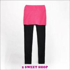 Japan ~ Harajuku Tokyo Cute Kawaii Pink Mini Skirt Leggings Pants