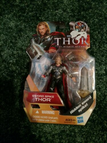 """Marvel Avengers épée Spike Thor 3.75/"""" neuf scellé!"""