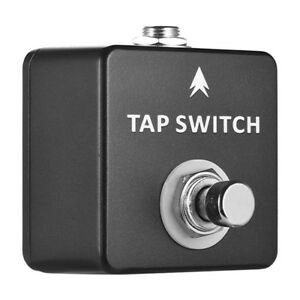MOSKY-TAP-SWITCH-Guitar-Effect-Pedal-Tap-Tempo-Switch-Guitar-Pedal-Full-Metal-X3