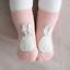 Toddler Baby Boys and Girls Soft Easter Bunny Non-Slip Socks