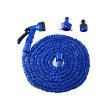 Blue 25ft The Official XHose Expanding Garden Hose Pipe with BONUS adaptor