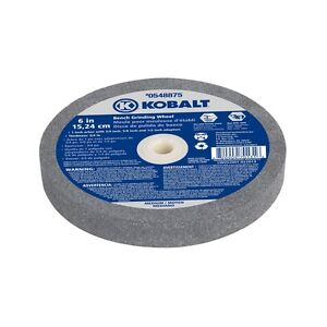 Tremendous Details About Kobalt 6 In Bench Grinding Wheel Sharpening High Performance Grain Long Life Andrewgaddart Wooden Chair Designs For Living Room Andrewgaddartcom