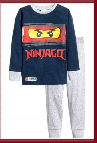 Ninjago PyjamasBoys Ninjago PJsLego PyjamasNinja Pyjamas Ages 3-10