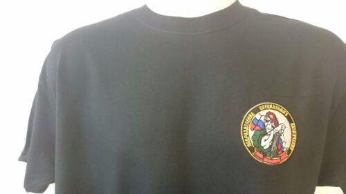 Forces spéciales Russes Spetsnaz Crâne T-Shirt