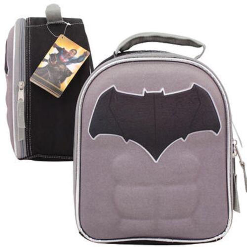 1 Batman Vs Superman With 3D Batman Muscles /& Logo Black /& Gray # 68326