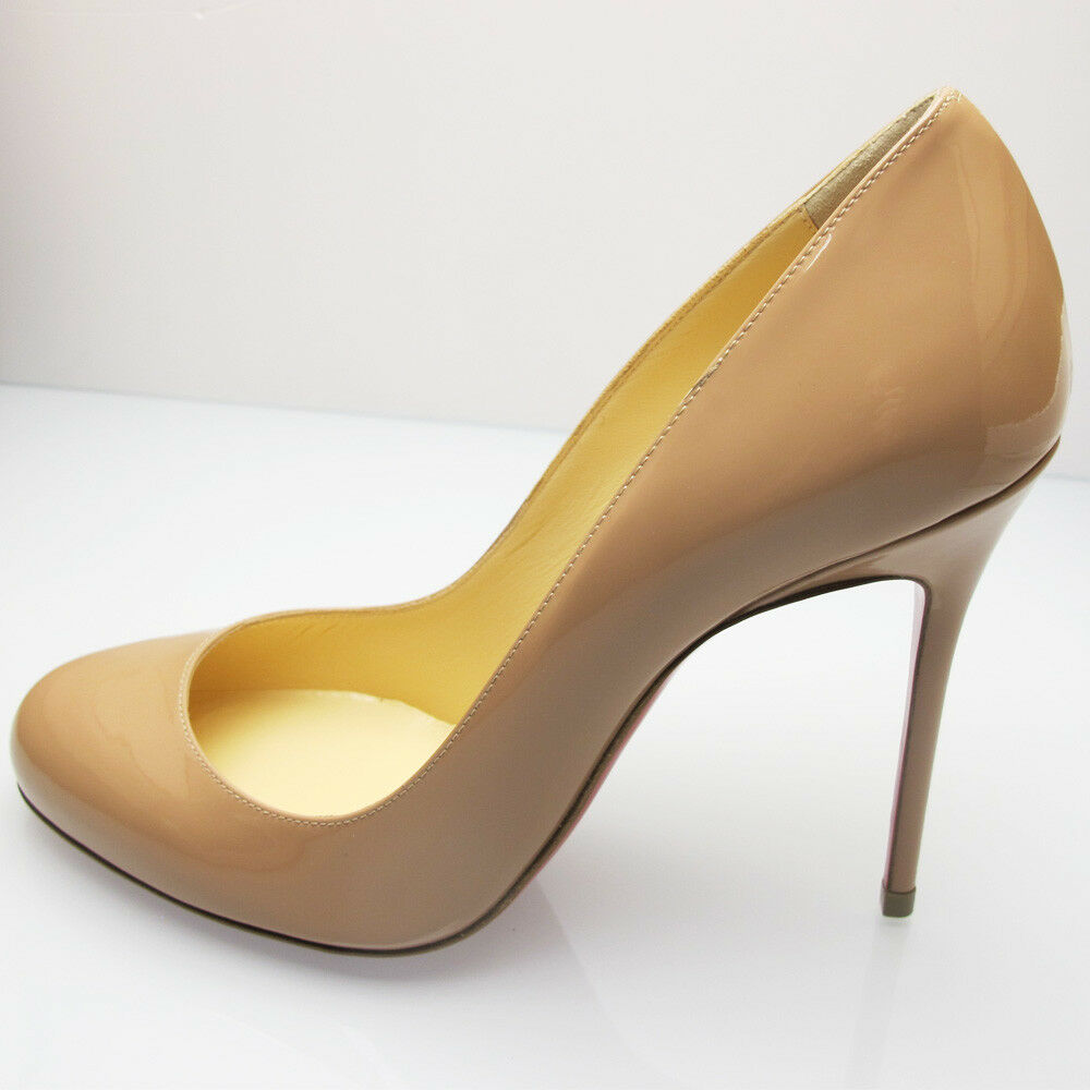 Louboutin   Escarpins Fifi Nude 100 mm EU37,US7 UK4