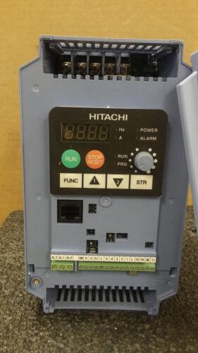 HITACHI X200-004HFU2 0.4kW 1//2 HP 380-480 Volt 3 Phase 15.9 Amps Inverter