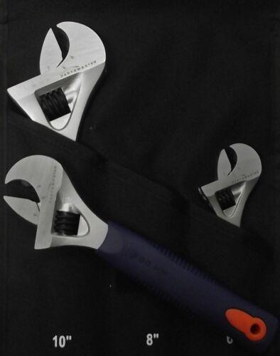 Partsmaster 89310230 4-Piece Autobahn Ergo Ratcheting Adjustable Wrench Set