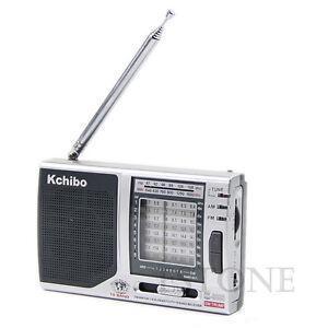 High-Quality-AM-FM-SW1-8-10-Band-Shortwave-Radio-World-Receiver-New