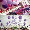 "10pcs Round Paper Lanterns Lamp Wedding Birthday Party Decoration 8"" 10"" 12"" 16"""