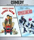 Funny Farm/spies Like US 0883929127054 With Chevy Chase Blu-ray Region a