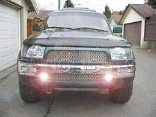 1996-1998 Toyota 4Runner Halo Fog Lamp Angel Eye Driving Light Kit + Harness
