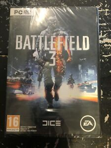 Battlefield-3-EA-PC-DVD-Rom-Software-Rated-M-Action-Game-CIB-Complete
