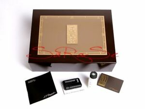 S-T-Dupont-5th-Avenue-Zigarren-Humidor-Limited-Edition-329-Stueck-Neu