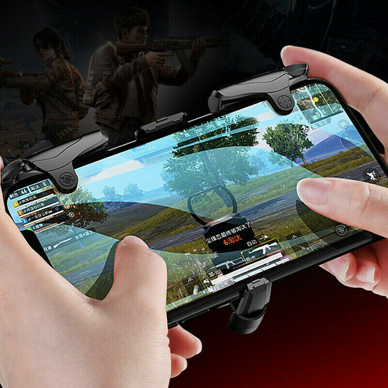 BLUETOOTH MOBILE GAME REMOTE CONTROLLER GAMEPAD...
