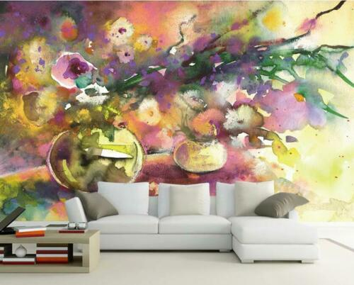 i H2386 Tapete Wandbild Selbstklebend Abnehmbare Aufkleber Wend data-mtsrclang=en-US href=# onclick=return false; show original title Details about  /3D Watercolour Painting H2386 Wallpaper Wall art Self Adhesive Removable Sticker Wend