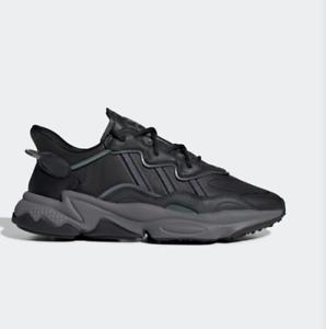 Details about Adidas Men's Women's Originals Ozweego Shoes Sneakers Black  EE7004 Sz 5-12