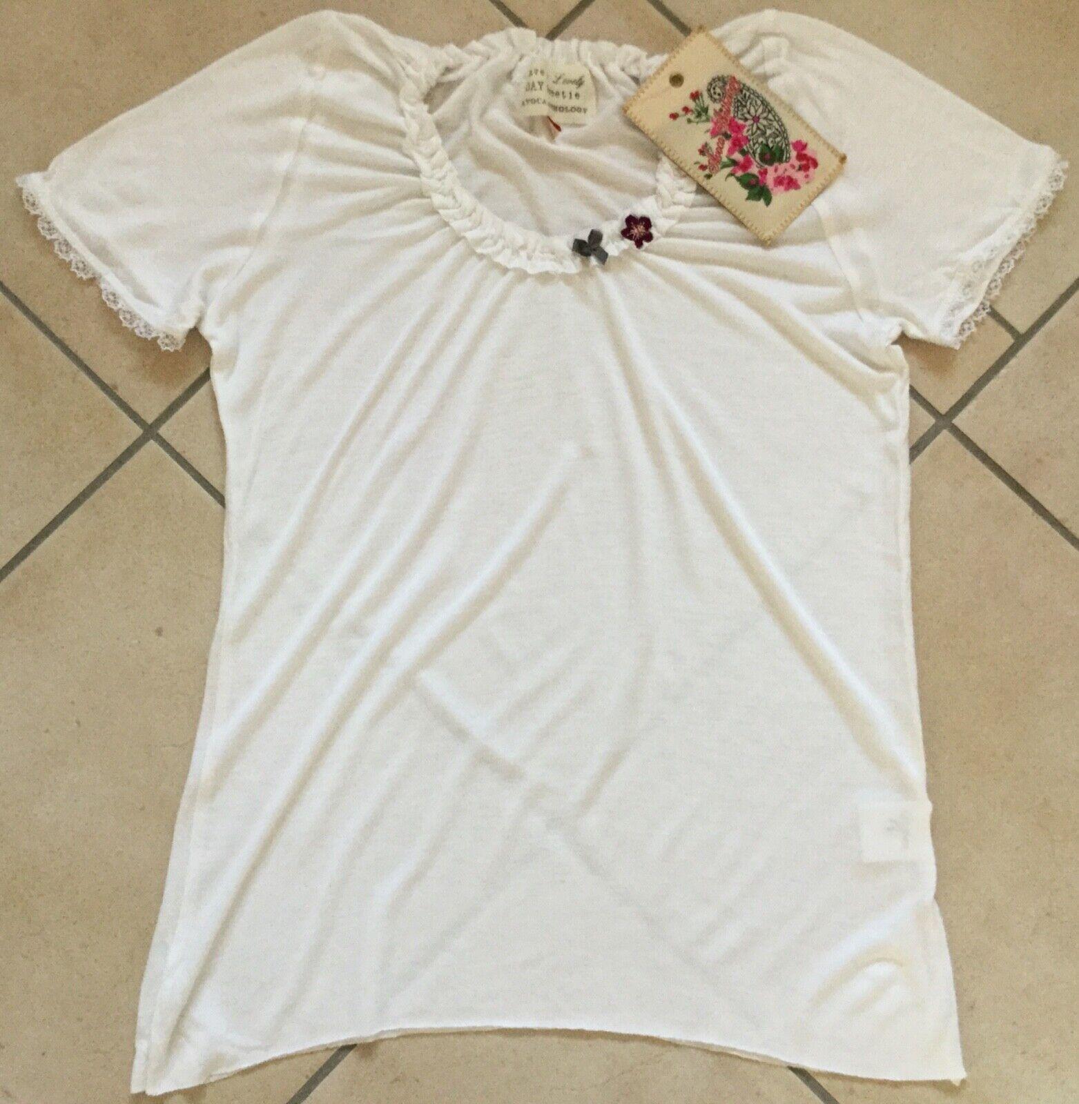Neu Avoca Avoca Avoca Irland Tunika Shirt Impressionen | Elegante und robuste Verpackung  | Züchtungen Eingeführt Werden Eine Nach Der Anderen  | Abrechnungspreis  468085