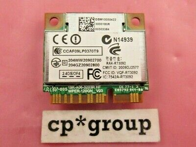 USB 2.0 Wireless WiFi Lan Card for HP-Compaq Pavilion P6320uk