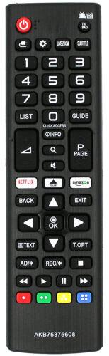 Ersatz Fernbedienung für LG TV AKB75095308