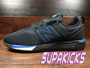 new balance men's 247 black