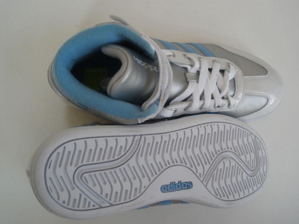 Adidas Wj Mid De Us Cuero Para Mujer Us De 7.5 Eur 39.5 Venta Nueva eb6158