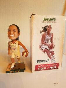 Sue-Bird-Bobblehead-Seattle-Storm-Collector-Series-2010-In-Game-Promotion
