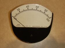 Marion Elec Inst Co Deviation Panel Meter Honeywell Model Mm3 0 100 Usa