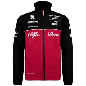 Alfa Romeo Racing Team Sauber Motorsport Herren Softshelljacke