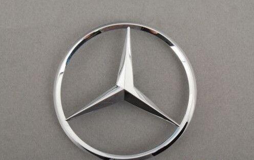 Genuine Mercedes-Benz W203 C-Class Est Rear Boot Emblem Star Badge A2037580158