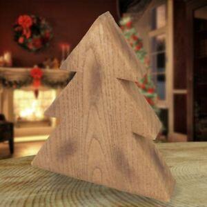 Decorative-Fir-in-Wood-Look-19cm-Winter-Weihnachtstanne-Fit-Tree-Cottage
