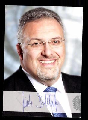 LiebenswüRdig Erich Irlstorfer Autogrammkarte Original Signiert ## Bc 119375 Reine WeißE Politik, Adel & Militär