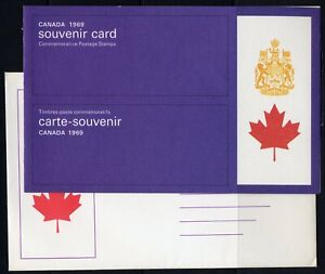 Weeda Canada VF 1969 Annual Souvenir Card #11 CV $10