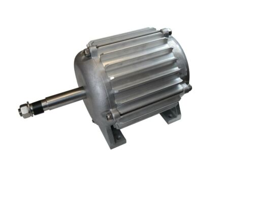 2Kw 48V Power Generator for Heli Wind Turbine  iSTA-BREEZE