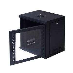 Image Is Loading Wall Mount 9u It Network Server Data Cabinet